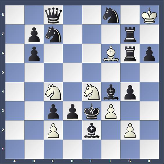 Schach Hilfsmatt Simoni
