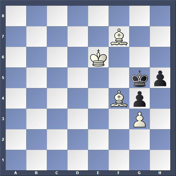 Schach Schachproblem Dukic