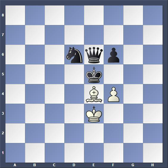Schach Hilfsmatt Durham