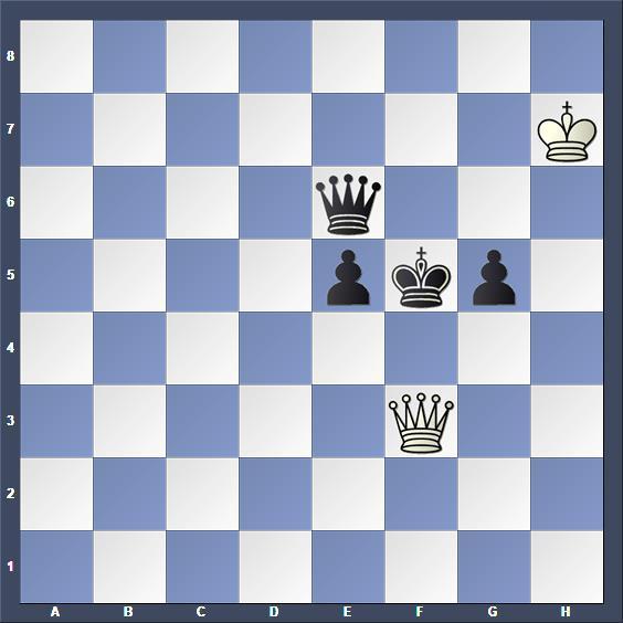 Schach Hilfsmatt Kirtley