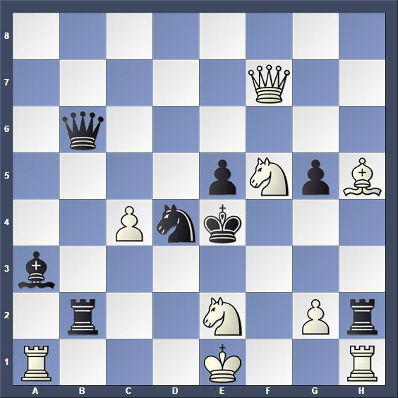 Schach Schachproblem Edwards