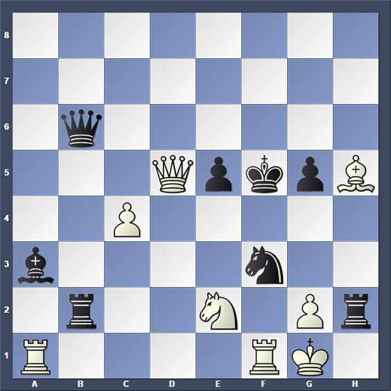 Schach Selbstmatt Edwards