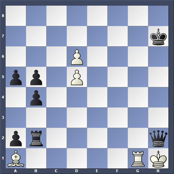 Schach Selbstmatt Afek