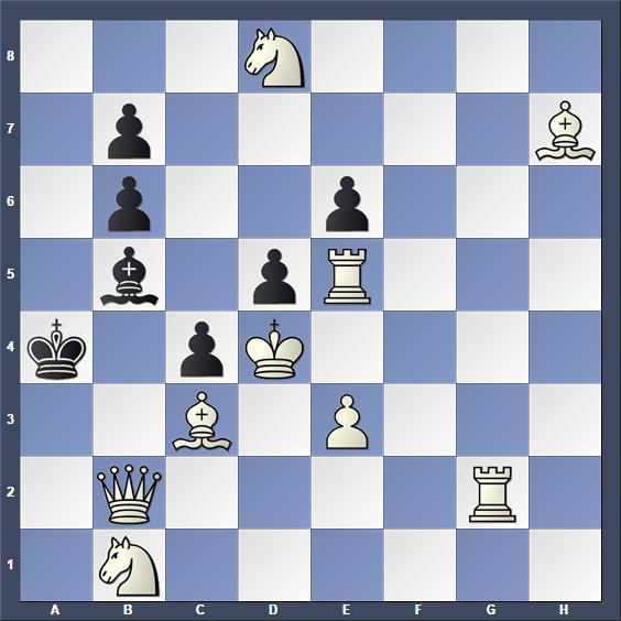 Schach Schachproblem Gamnitzer