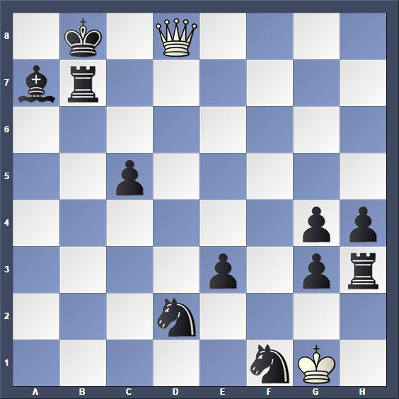 Schach Hilfsmatt Hoffmann