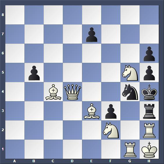 Schach Schachproblem David