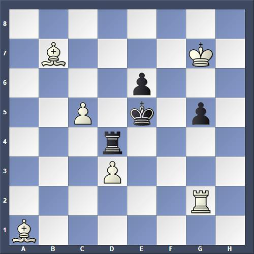 Schach Schachproblem Kohl