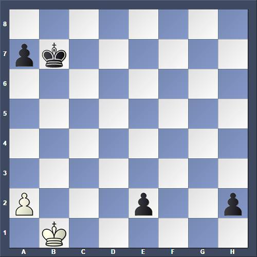 Schach Schachproblem Hammarström