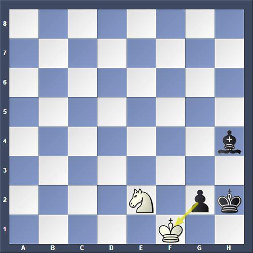 Schach Selbstmatt Harl