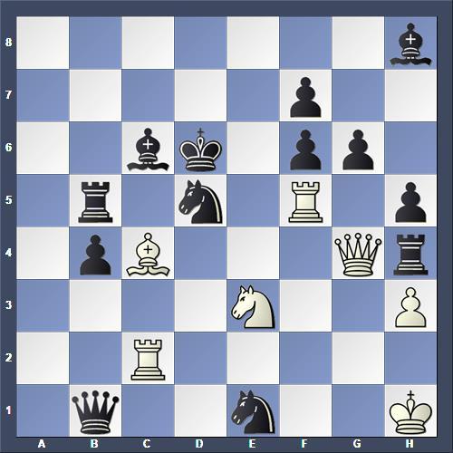 Schach Schachproblem Feather