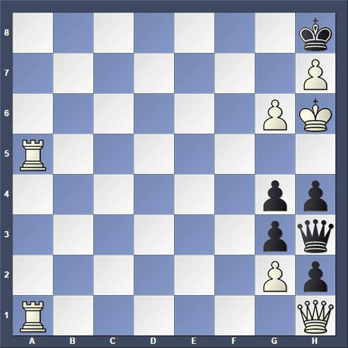 Schach Schachproblem Boumeester