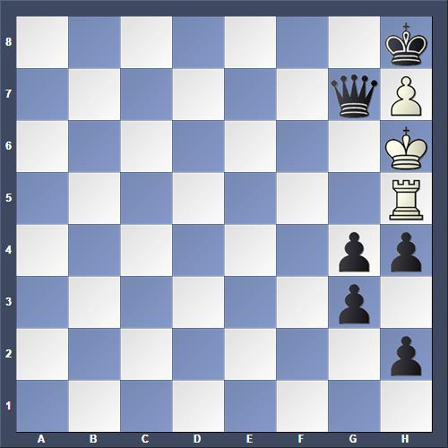 Schach Selbstmatt Boumeester