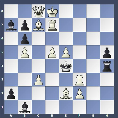Schach Schachproblem Hoffmann