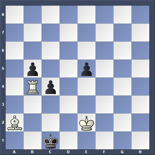 Schach Schachproblem Engel