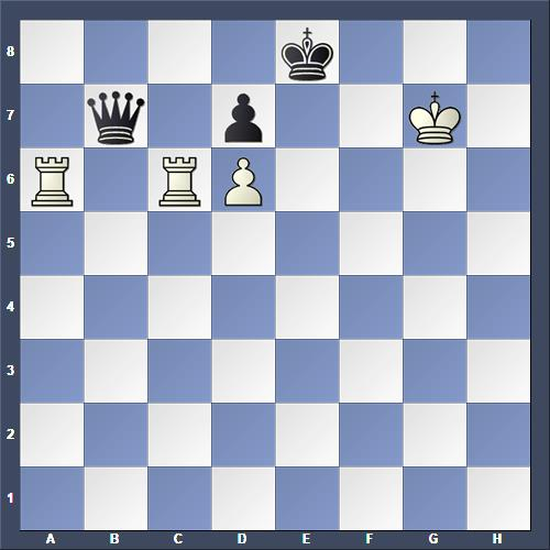 Schach Studie Gurvich