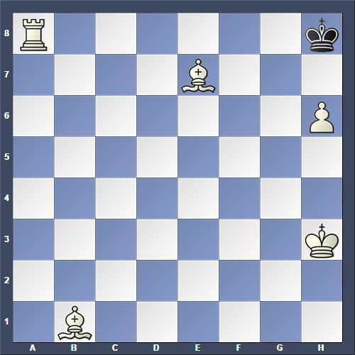 Schach Schachproblem Kapros