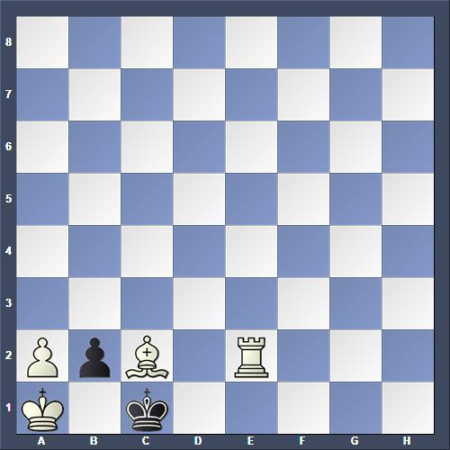 Schach Selbstmatt Jäger