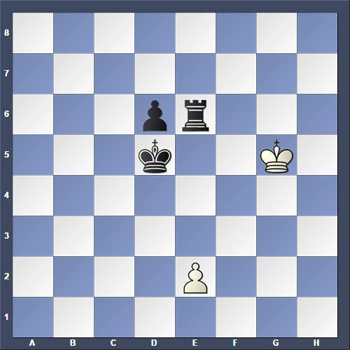 Schach Schachproblem Funk