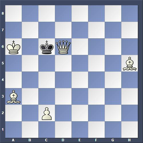 Schach Schachproblem Schmidt