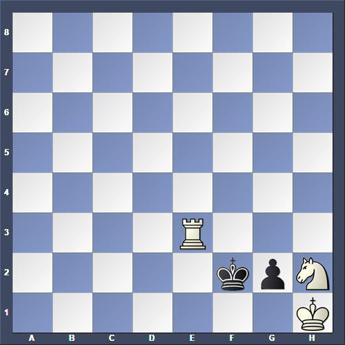 Schach Selbstmatt Müller