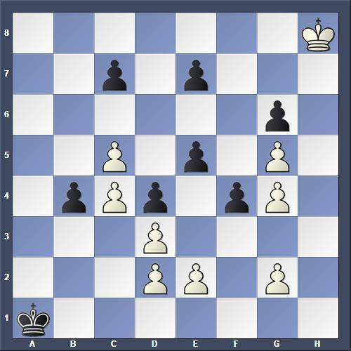 Schach Schachproblem Seitz