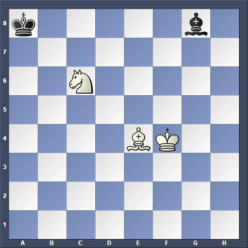 Schach Studie Liburkin