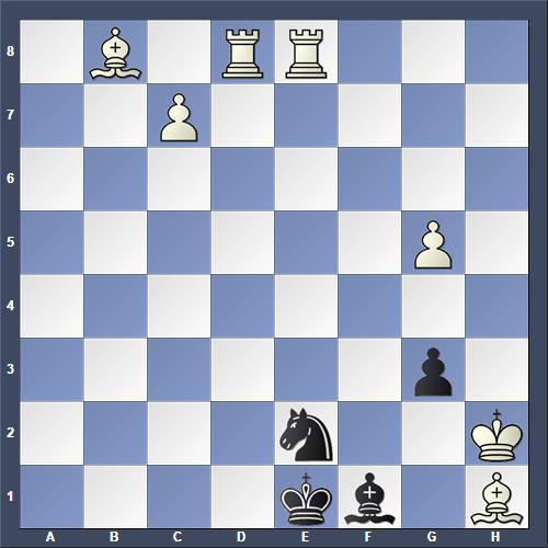 Schach Selbstmatt Stein