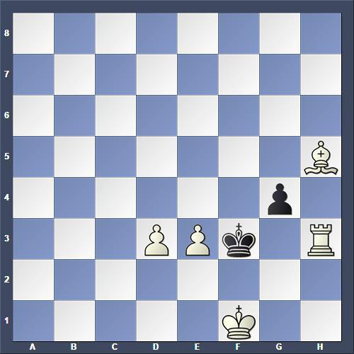 Schach Schachproblem Afek