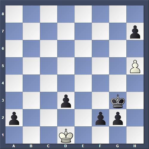 Schach Schachproblem Koludrovic