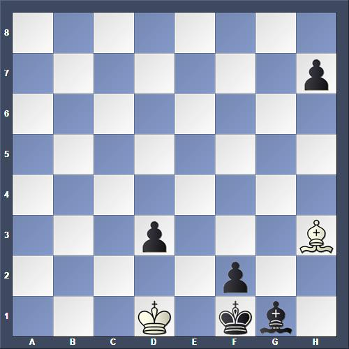 Schach Hilfsmatt Koludrovic