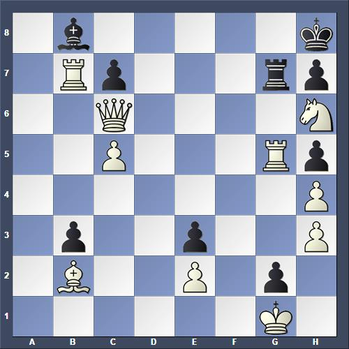 Schach Schachproblem Brüchner