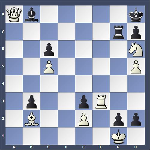 Schach Selbstmatt Brüchner