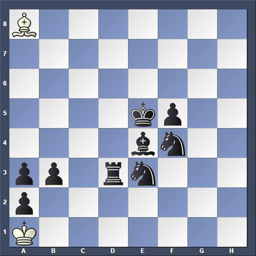 Schach Schachproblem Heinonen