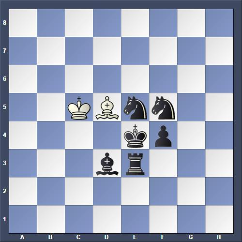 Schach Hilfsmatt Heinonen