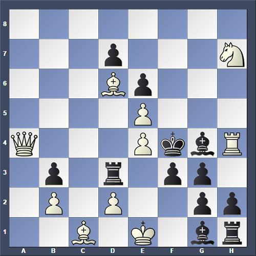 Schach Schachproblem Satkus