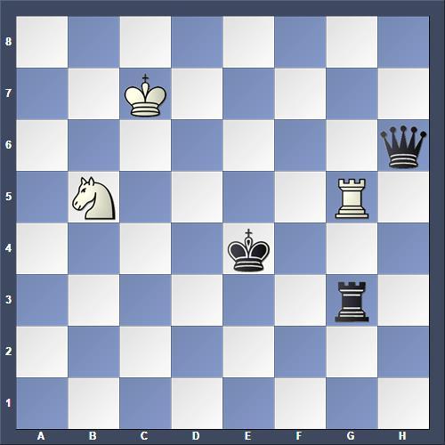Schach Schachproblem Schenkerit