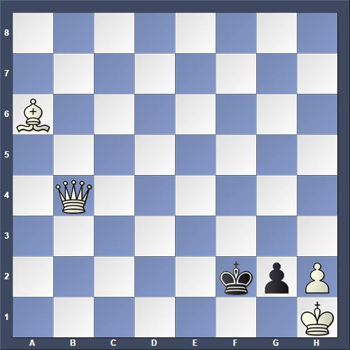 Schach Selbstmatt Tura