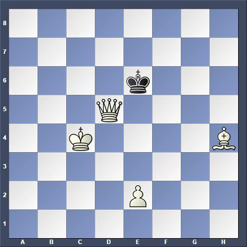 Schach Hilfsmatt Willmott