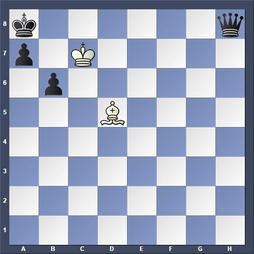 Schach Hilfsmatt Geissler