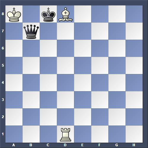 Schach Selbstmatt Dubina