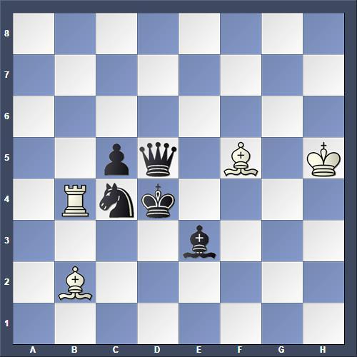 Schach Hilfsmatt Grigorjan