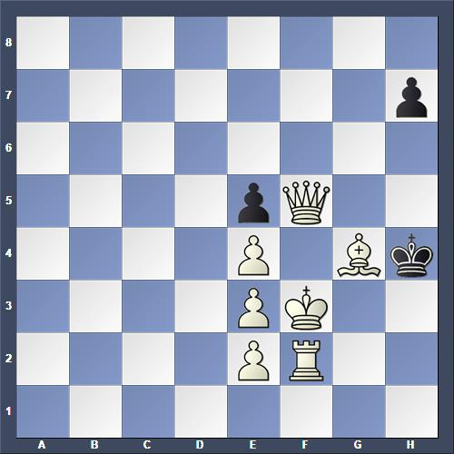 Schach Schachproblem Surkov