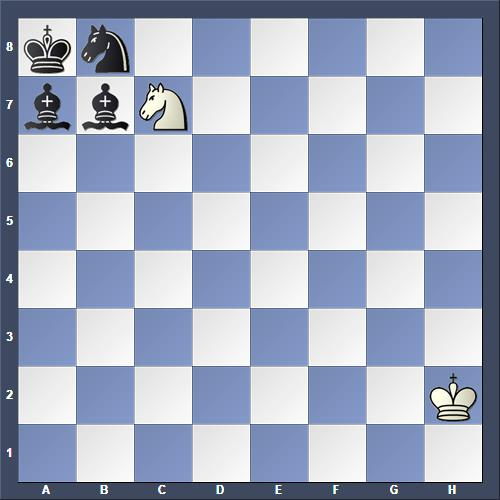 Schach Hilfsmatt Tanner