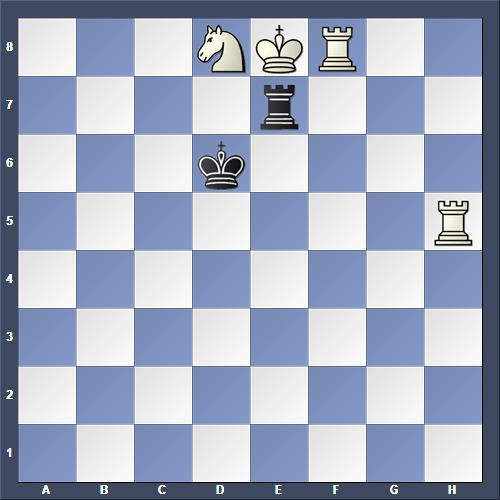 Schach Selbstmatt Surkov