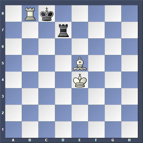 Schach Hilfsmatt Rallo