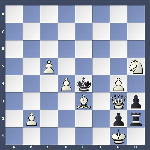 Schach Schachproblem Majoros
