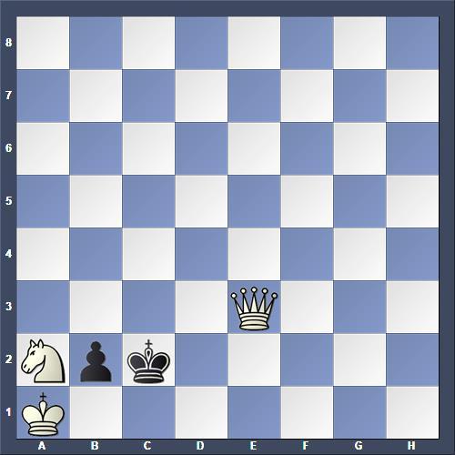 Schach Hilfsmatt Perrone