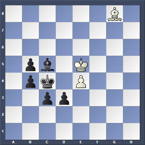 Schach Hilfsmatt Prcic