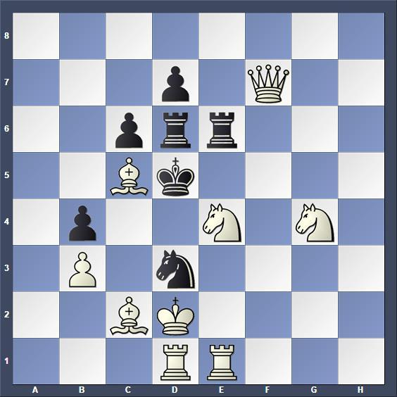 Schach Schachproblem Livnat