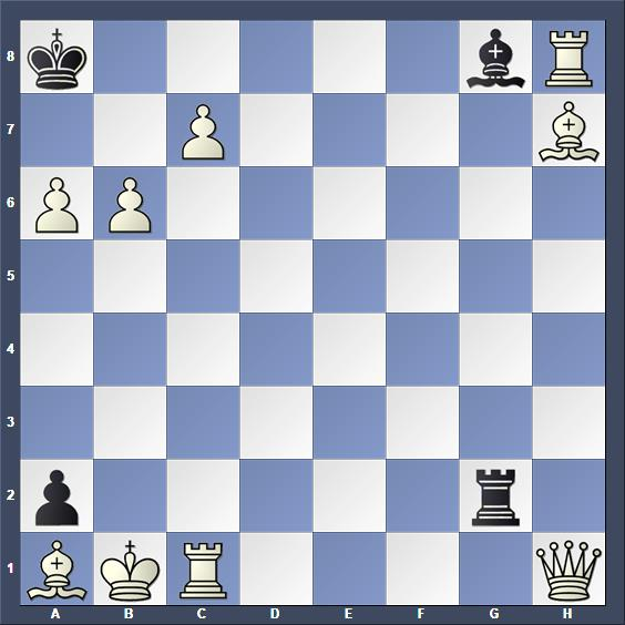 Schach Selbstmatt Petite